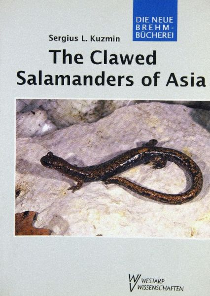 antiquarischer Restposten: The clawed Salamanders of Asia