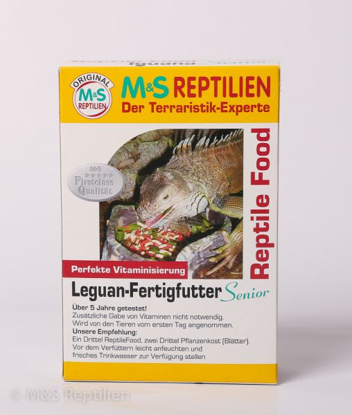 Reptile Food Iguana Senior 1000 ml