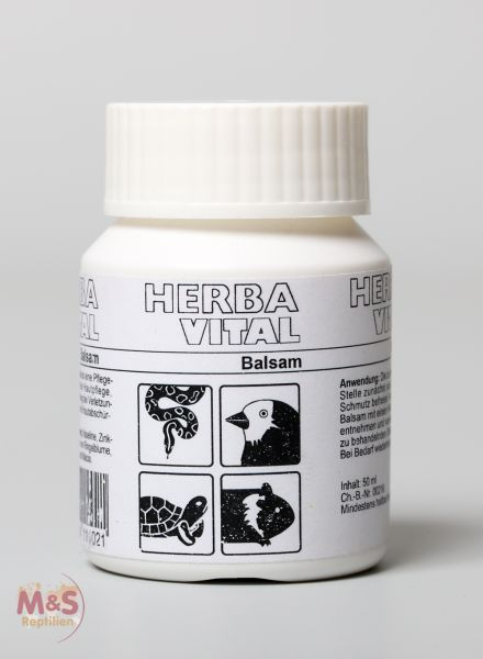Herba Vital -Balsam- 50 ml ( Alternative zu Liniment)