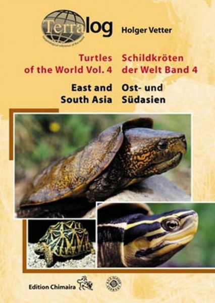 Terralog 4:Holger Vetter/Peter Paul van Dijk € 39,80 Turtles of